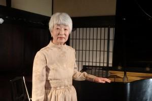 演奏者 ヤスヨ・テラシマ・ヴェアハーンの写真