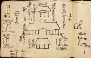 津島神社挿絵