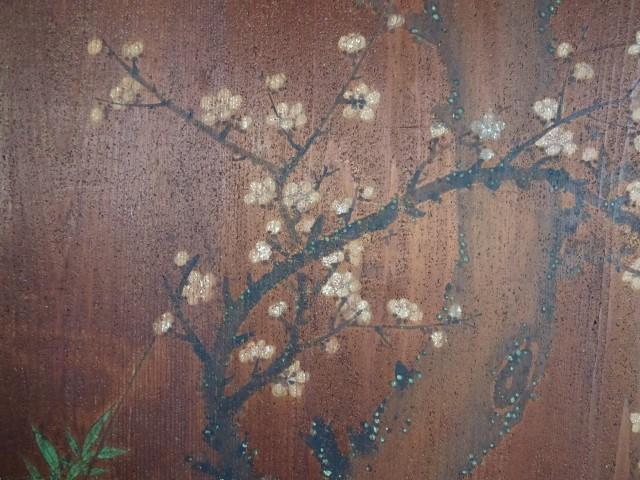 杉戸の白梅