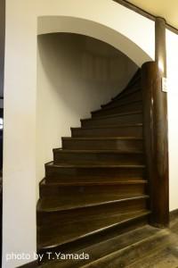 5 回り階段
