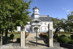 5 校舎(門)