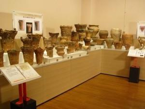縄文時代中期の土器