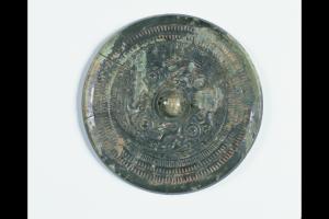 弘法山古墳出土 銅鏡
