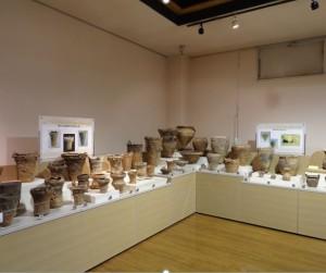 常設展「縄文時代の土器」