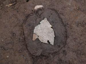 鳥形銅製品