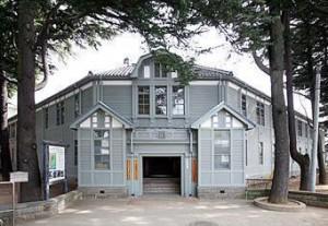 旧松本高等学校校舎