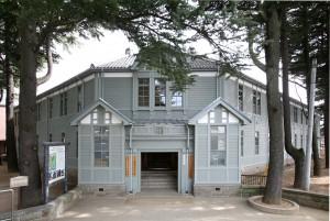 旧松本高校校舎