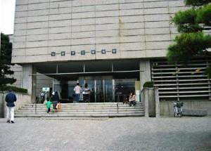 現在の松本市立博物館