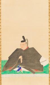 松平直政肖像画(松江歴史館蔵)