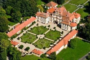 チェコの城と宮殿
