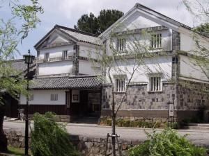 倉敷民藝館外観