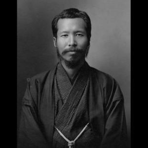 木下尚江(明治45年撮影)