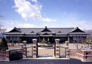 重要文化財 旧松本区裁判所庁舎