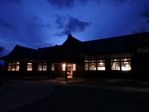 重要文化財旧松本区裁判所庁舎