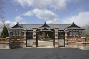 現在の旧松本区裁判所庁舎