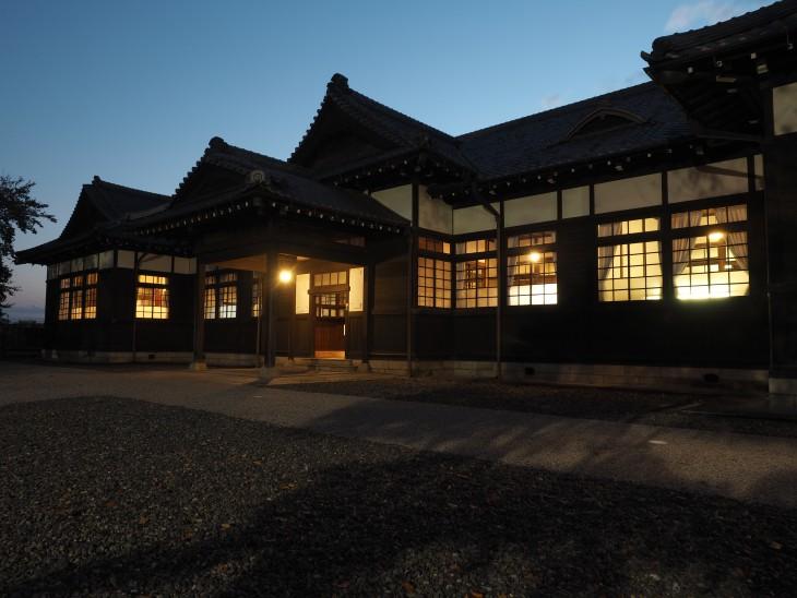 旧松本区裁判所庁舎