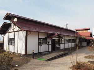 旧昭和鉱業製糸場(外観)