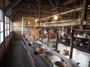 旧昭和興業製糸場(繰糸場)