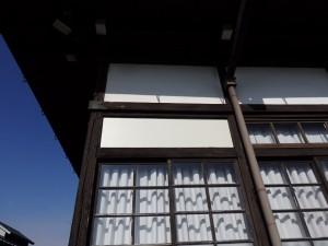 登記室高窓(工事前)