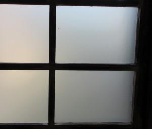 窓ガラス(工事後)