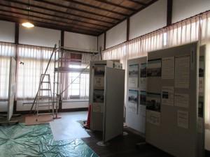 登記室の内部