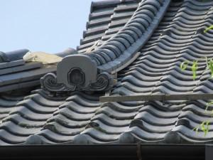 屋根瓦の交換