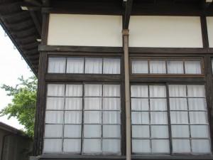 登記室高窓(工事後)