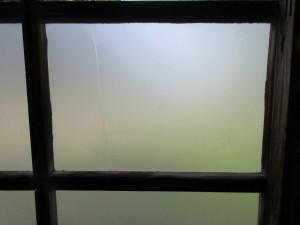 窓ガラス(工事前)