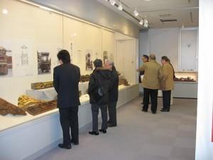 平成19年度企画展「松本城下の祭り舞台」の様子