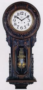 特大掛時計 (日本 大正)