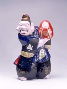 中野土雛 だるま恵比寿