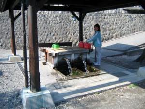 北門の井戸